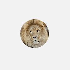 Lion20150802 Mini Button (10 pack)