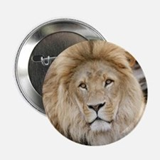 """Lion20150802 2.25"""" Button"""
