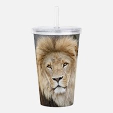 Lion20150802 Acrylic Double-wall Tumbler