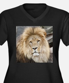 Lion20150802 Plus Size T-Shirt