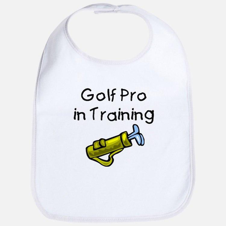 Cute Golf pro Bib
