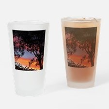 Canberra Sunset Drinking Glass
