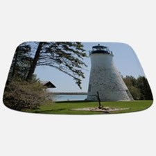 Cute Lighthouse%2c lake huron Bathmat