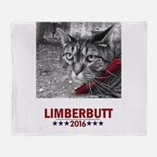 Limberbutt 2016 Throw Blanket