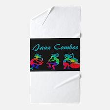 JAZZ COMBOS Beach Towel
