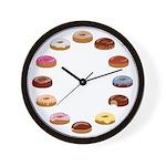 Donut Wall Clock