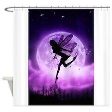Cute Julie fain Shower Curtain