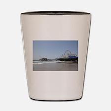 Santa Monica Pier Shot Glass