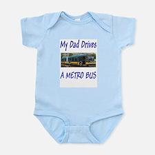 Cute My daddy washington Infant Bodysuit
