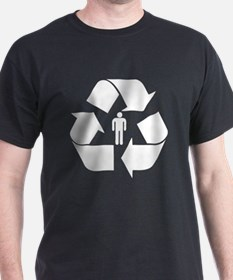 RecycleHumans(White) T-Shirt