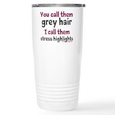 Stress Highlights Travel Mug