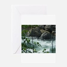 River Greeting Cards
