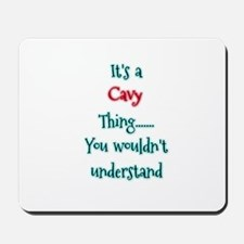 Cavy Thing Mousepad