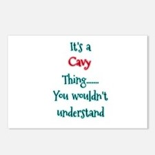 Cavy Thing Postcards (Package of 8)