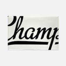 Cute Champ Rectangle Magnet