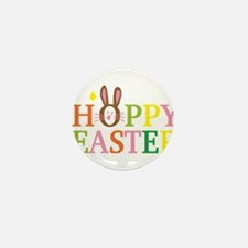 Happy Easter Mini Button (10 pack)