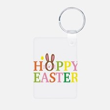 Happy Easter Keychains