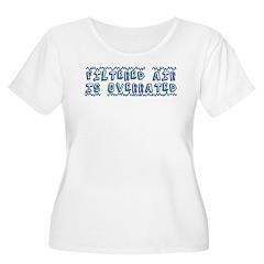 Filtered air / myelosuppresse T-Shirt