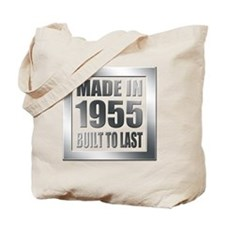 1955 Built To Last Tote Bag