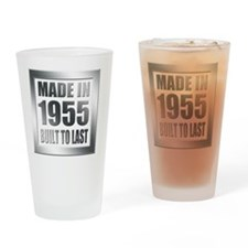1955 Built To Last Drinking Glass