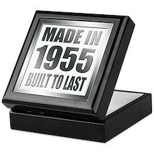 1955 Built To Last Keepsake Box