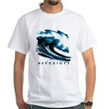 Surfing Mens White T-shirts