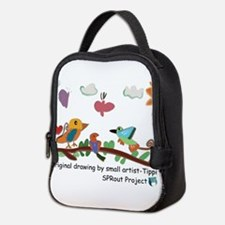SPRout Project-Tippi Neoprene Lunch Bag