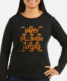 Boo Witches Happy T-Shirt
