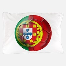 Portuguese Football Soccer Pillow Case