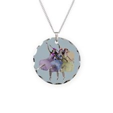 Fairies Dancing Necklace