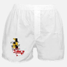 Its A Shore Thing Boxer Shorts