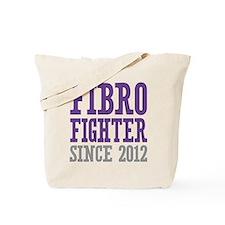 Fibro Fighter Since 2012 Tote Bag