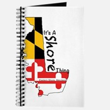 Its A Shore Thing Journal