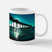 Scripps Pier Mugs