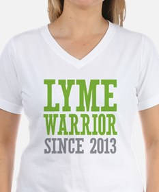 Lyme Warrior Since 2013 T-Shirt