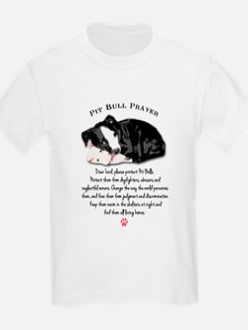 Pit Bull Prayer T-Shirt