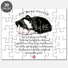 Pit Bull Prayer Puzzle