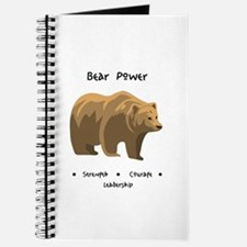 Bear Totem Power Journal