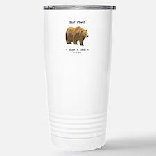 Bear Totem Power Travel Mug