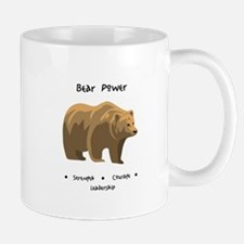 Bear Totem Power Mugs