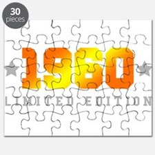 Limited Edition 1960 Birthday Puzzle