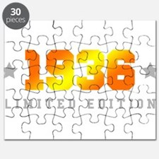 Limited Edition 1936 Birthday Puzzle