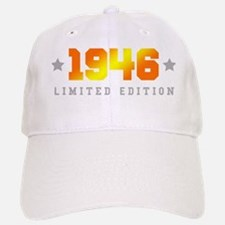 Limited Edition 1946 Birthday Baseball Baseball Cap