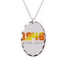 Limited Edition 1946 Birthday Necklace