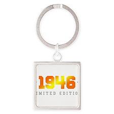 Limited Edition 1946 Birthday Keychains