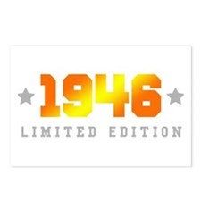 Limited Edition 1946 Birthday Postcards (Package o