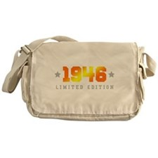 Limited Edition 1946 Birthday Messenger Bag