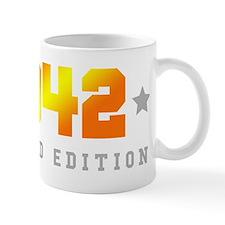 Limited Edition 1942 Birthday Mugs