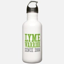 Lyme Warrior Since 200 Water Bottle