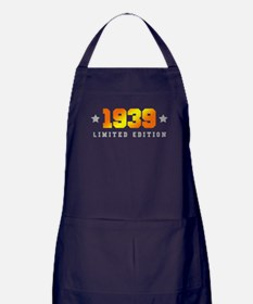 Limited Edition 1939 Birthday Apron (dark)